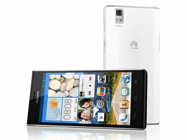 Huawei Ascend P2 fot2