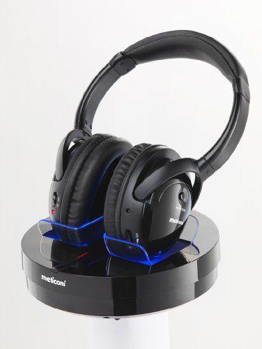 Meliconi HP300 Professional, Czarne