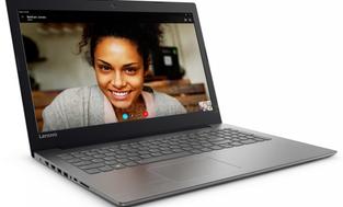 Lenovo Ideapad 320-15ISK (80XH020MPB) Czarny - 120GB SSD   8GB