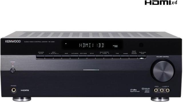 KENWOOD RA-5000 - solidny amplituner w przystępnej cenie