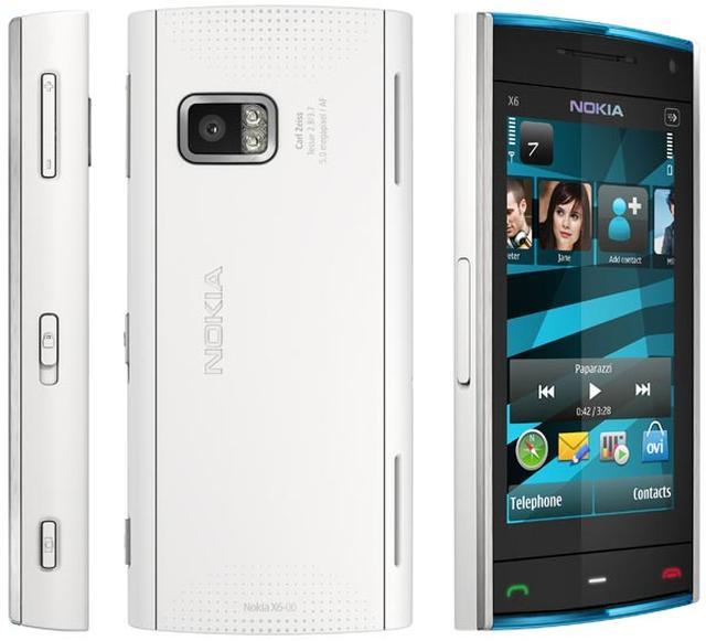 Nokia X6 trafia na rynek