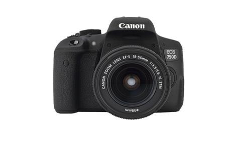 Canon EOS 750D - Zdjęcia i Filmy Zdumiewającej Jakości