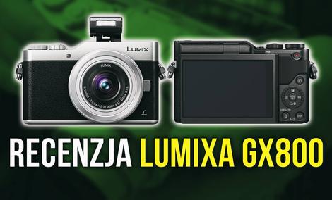Lumix GX800 - Idealny Aparat Dla Początkującego Vlogera?
