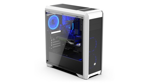 SilentiumPC Regnum RG4T RGB Frosty White