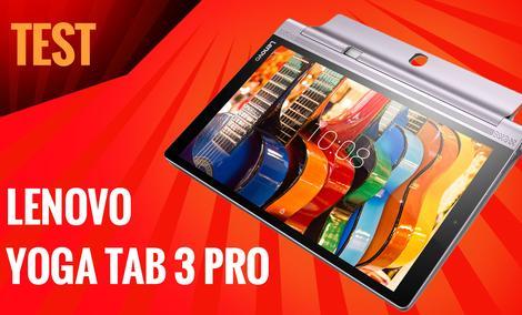 Lenovo Yoga Tab 3 Pro - Test Tabletu z Wbudowanym Projektorem