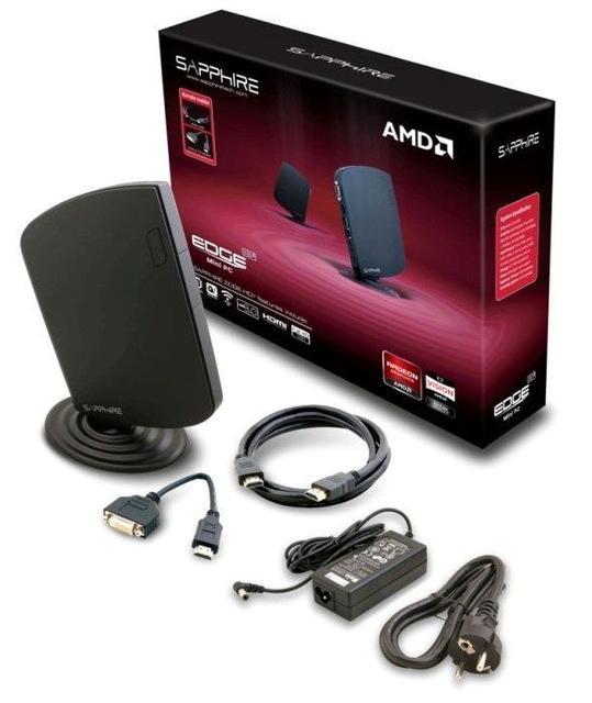 W pełni funkcjonalny PC o grubości 2,2cm – SAPPHIRE Edge HD3