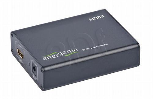 Gembird HDMI->VGA+AUDIO 3.5MM JACK
