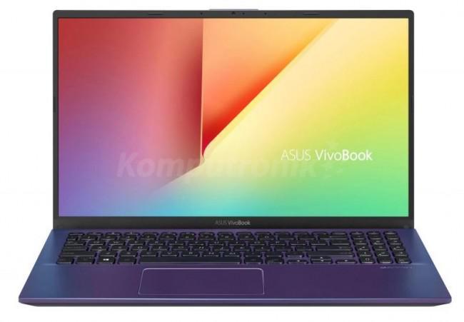 ASUS VivoBook 15 R512FA-EJ095T - Niebieski - 12GB