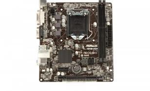 Płyta główna ASRock H81M-DG4 H81 LGA1150 (PCX/DZW/VGA/GLAN/SATA3/USB3/DDR3) mATX - H81M-DG4