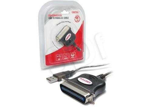 ADAPTER UNITEK Y-120 USB to KABEL DO DRUKARKI