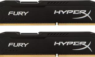 Kingston HyperX FURY Black DDR3 DIMM 16GB 1333MHz (2x8GB) HX313C9FBK2/16