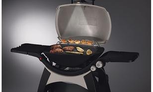 Weber Q 320 - luksusowy grill na każdą okazję
