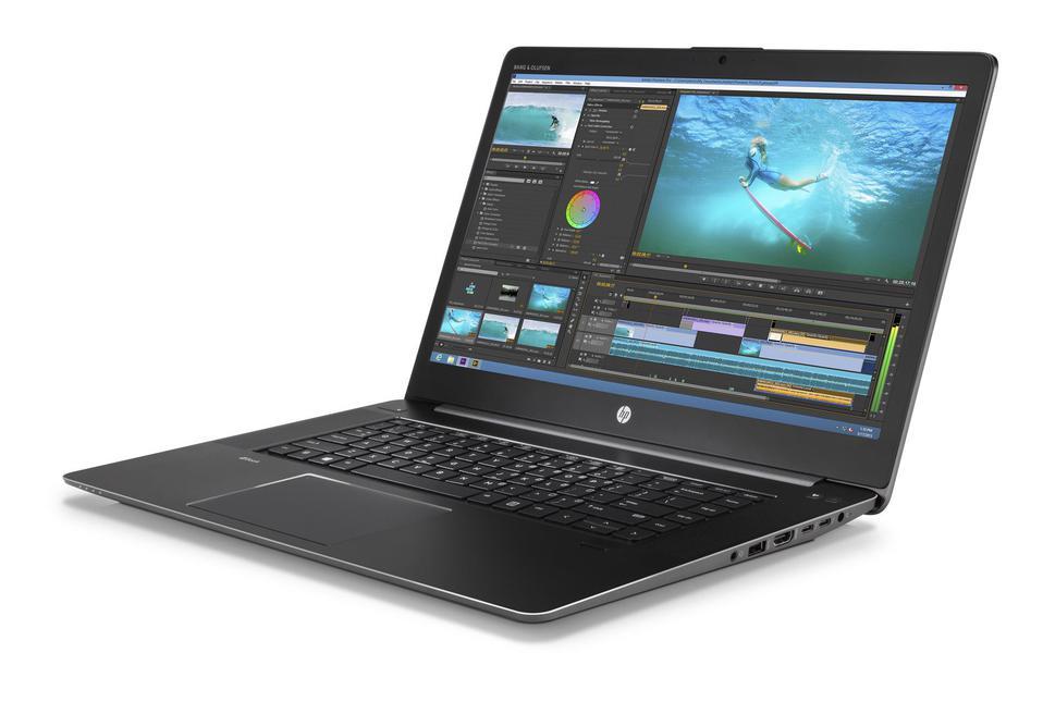 HP ZBook Studio G3 QuadCore i7-6700HQ 15,6