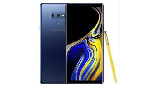 SAMSUNG GALAXY NOTE 9 SM-N960 512GB OCEAN BLUE