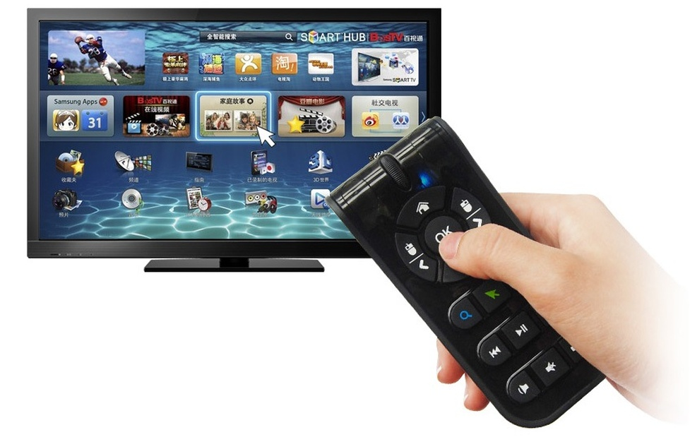RC10: Pilot nie tylko do  Smart TV