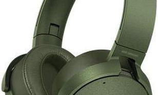 Sony Sony MDRXB950N1B Premium XB headphones Green - MDRXB950N1G.CE7
