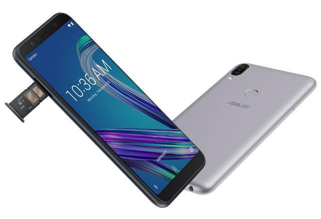 Asus Zenfone Max Pro (M1) z dwoma kartami SIM