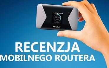Recenzja Routera Mobilnego TP-Link M7310