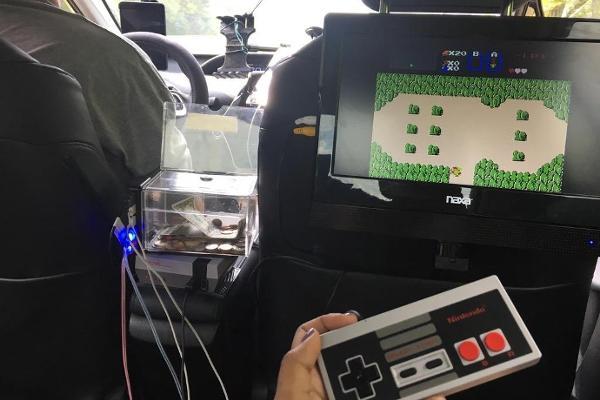 """NES Classic Edition """"w pracy"""""""