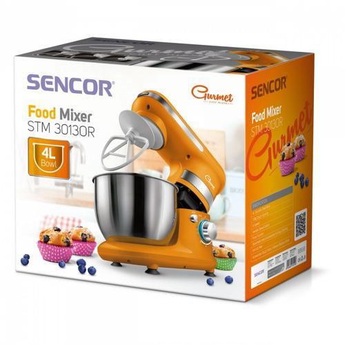 SENCOR Robot kuchenny STM3013OR moc 450 W, poj.misa 4L,