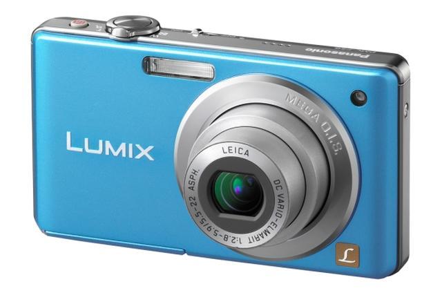 PORADA: Różnicowanie poziomów jasności - Panasonic Lumix DMC-FS6
