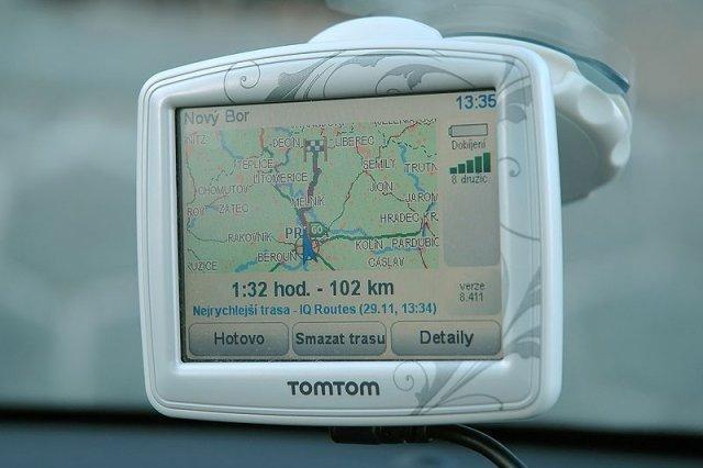 PORADA: Jak Zaplanować Podróż - TomTom White Pearl
