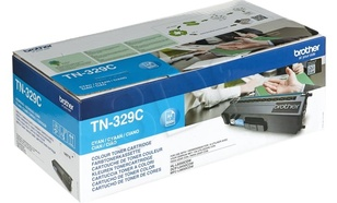 BROTHER Toner Niebieski TN329C=TN-329C, 6000 str.