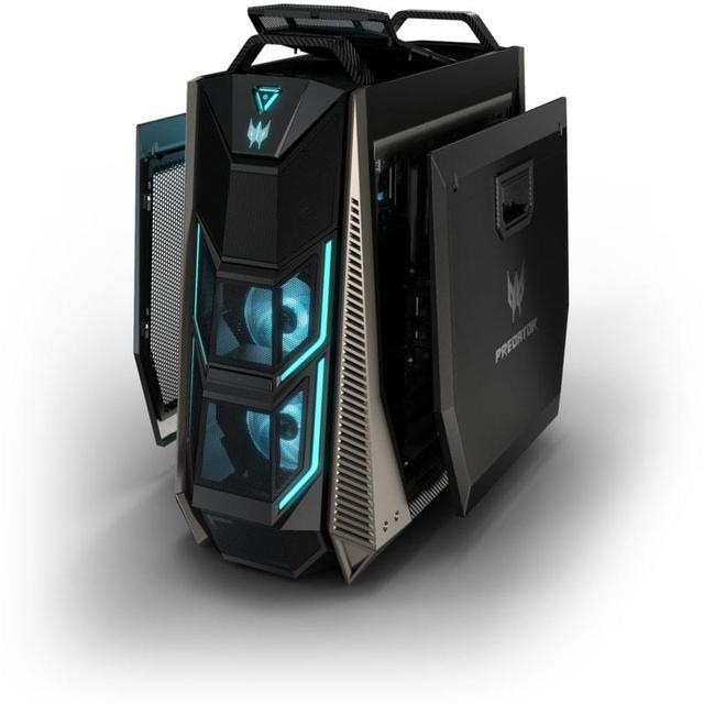 Tak prezentuje się nowy komputer Acera.