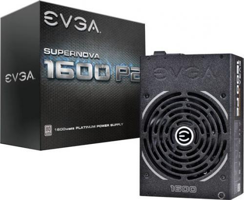 EVGA SuperNOVA 1600 P2, 1600W, 80 PLUS Platinum (220-P2-1600-X2)