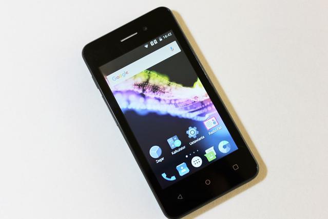 Recenzja MyPhone C-Smart