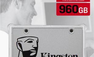 Kingston SSDNow UV400, 960GB, Zestaw do modernizacji komputera stacjonarnego/notebooka (SUV400S3B7A/960G)