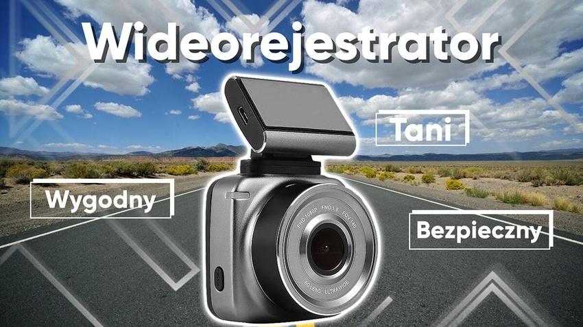 Recenzja kamery samochodowej Götze & Jensen DC800
