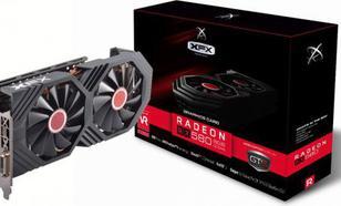 XFX Radeon RX 580 GTS BLACK OC+, 8GB GDDR5 (256 Bit), DVI-D, HDMI, 3xDP, BOX (RX-580P8DBD6)