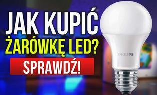 Jak Kupić Żarówkę LED? Ważne Porady Podczas Zakupu!
