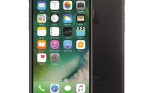 Apple iPhone 7 256GB (czarny)