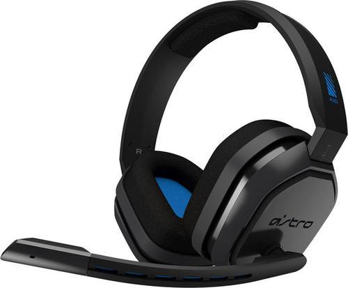 Logitech LOGITECH ASTRO A10 Headset for PS4 - GREY/BLUE - WW