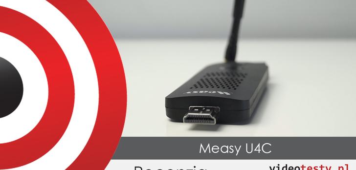 Measy U4C - zamień swój zwykły telewizor w centrum multimedialne