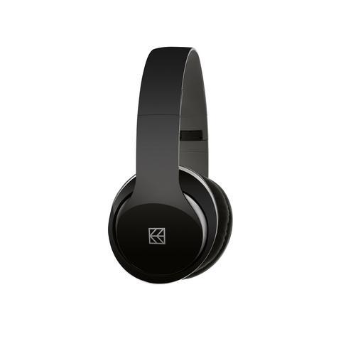 Słuchawki są przewodowe, posiadają złącze 3,5 minijack.