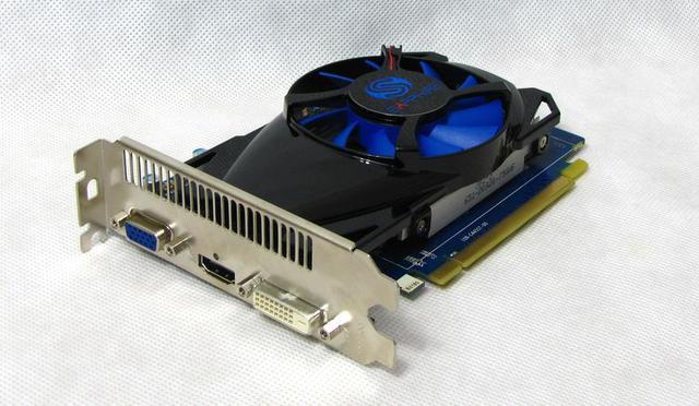 Sapphire Radeon HD7730 fot1
