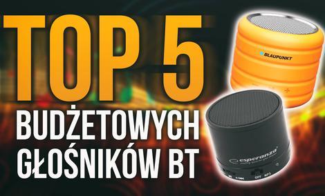 5 Najlepszych Budżetowych Głośników Bluetooth