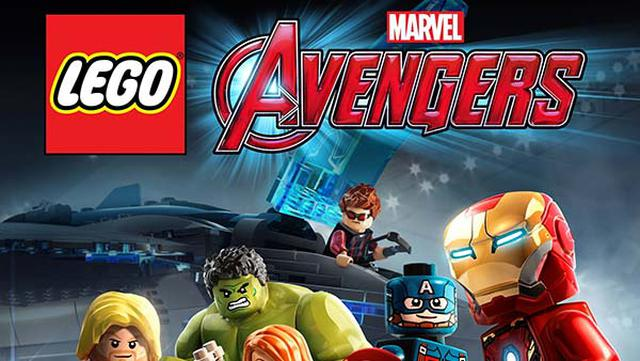 prezent na święta dla chłopaka - Lego Marvel Avengers