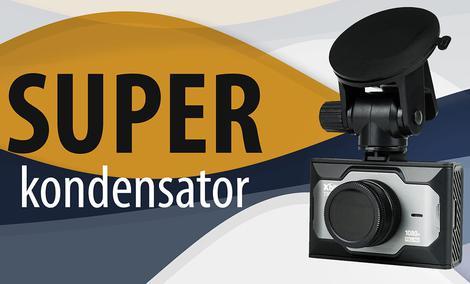 Xblitz Trust - Test kamery samochodowej z superkondensatorami