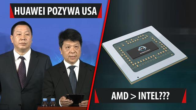 Huawei pozywa USA, wydrukowali most, Facebook kradnie dane - VideoNews #197