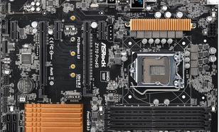 Płyta główna ASRock Z170 Pro 4S, 4x DDR4, SATA3, USB 3.0, GBLAN, ATX