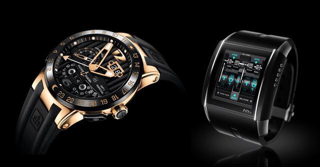 koperta - zegarek