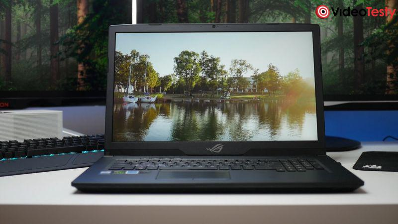 Asus GL703 ekran