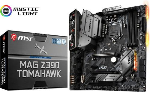 MSI MAG Z390 TOMAHAWK S1151 4DDR4 HDMI/DP/M.2