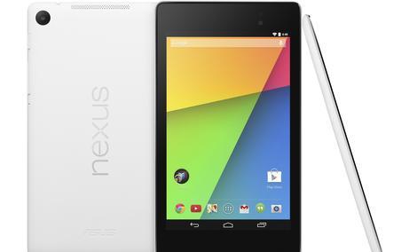 Popularny Nexus 7 w bieli
