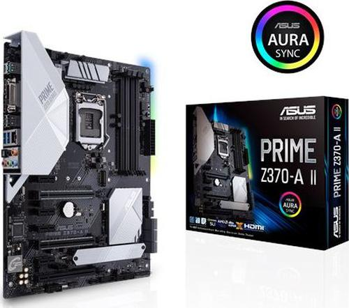Asus PRIME Z370-A II (90MB0ZT0-M0EAY0)
