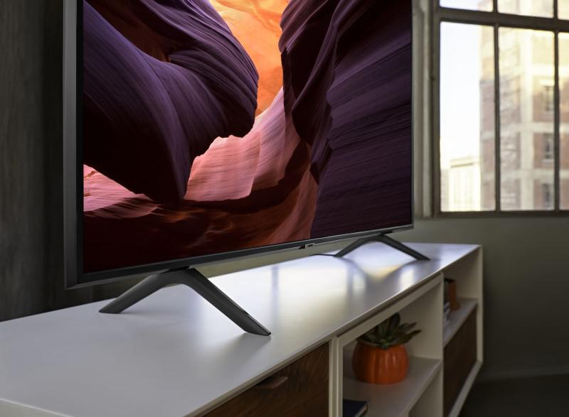 Telewizory Samsunga działają w technologii kropek kwantowych
